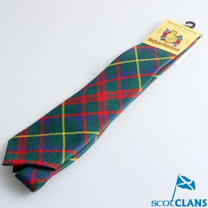 Pure Wool Tie in MacKintosh Hunting Modern Tartan