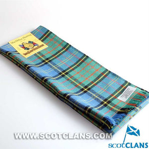 Scarf in MacMillan Hunting Ancient Tartan