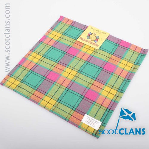 Pocket Square in MacMillan Old Ancient Tartan