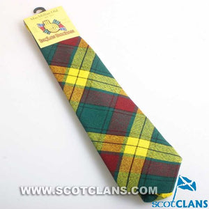 Pure Wool Tie in MacMillan Old Modern Tartan