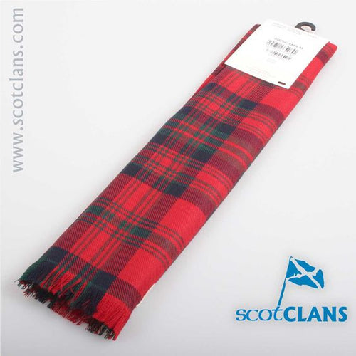 Luxury Lightweight Scarf in Matheson Modern Tartan