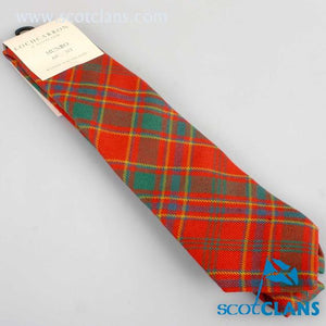 Pure Wool Tie in  Munro Ancient Tartan