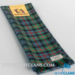 Scarf in Murray of Atholl Ancient Tartan