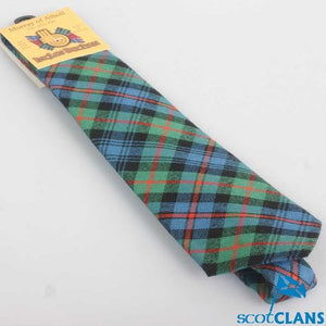 Pure Wool Tie in Murray of Atholl Ancient Tartan