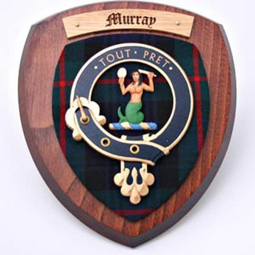 Murray Clan Crest Plaque