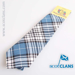 Pure Wool Tie in Napier Ancient Tartan