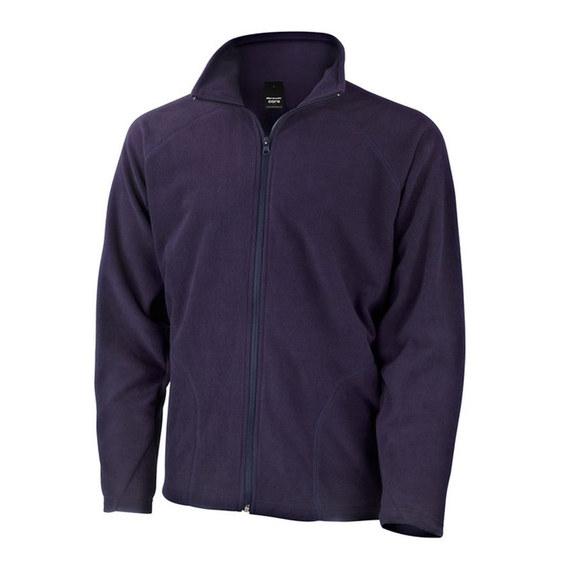 MacIntosh Embroidered Fleece Jacket