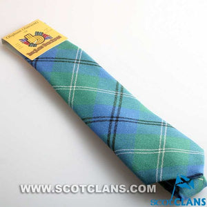 Pure Wool Tie in Oliphant Ancient Tartan