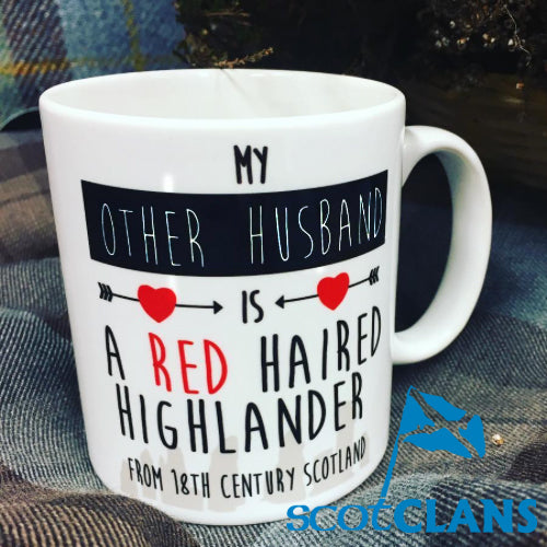 My Other Husband - Outlander Inspired Mug
