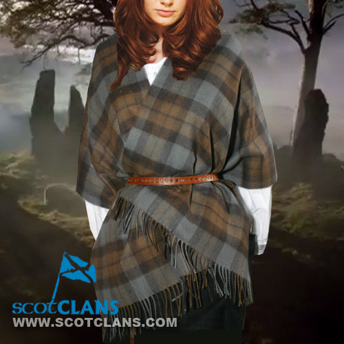Official Outlander Lambswool Tartan Stole