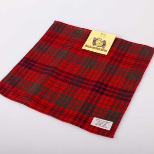 Pocket Square in Ross Modern Tartan