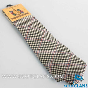 Pure Wool Tie in Sir Walter Scott Tartan