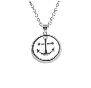 Outlander Inspired Anchor SS Pendant