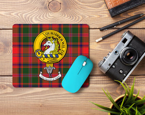 Stewart of Appin Clan Crest Mouse Pad