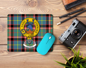 Stirling Clan Crest Mouse Pad