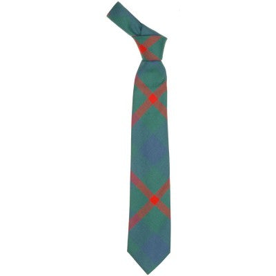 Pure Wool Tie in Agnew Ancient Tartan