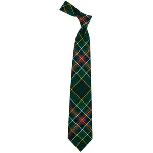 Pure Wool Tie in Allison Modern