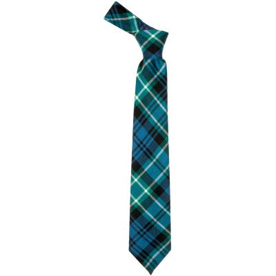 Pure Wool Tie in Arbuthnot Ancient Tartan