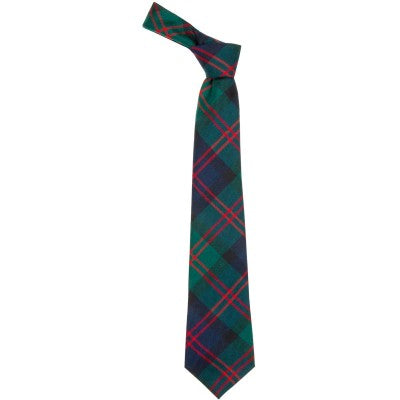 Pure Wool Tie in Blair Modern Tartan