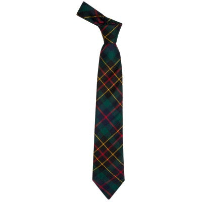 Pure Wool Tie in Brodie Hunting Modern Tartan