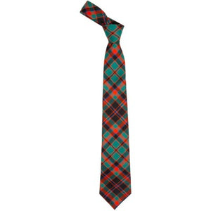 Pure Wool Tie in Buchan Ancient Tartan