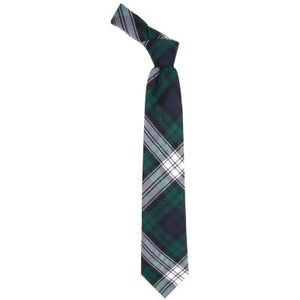 Pure Wool Tie in Black Watch Dress Tartan