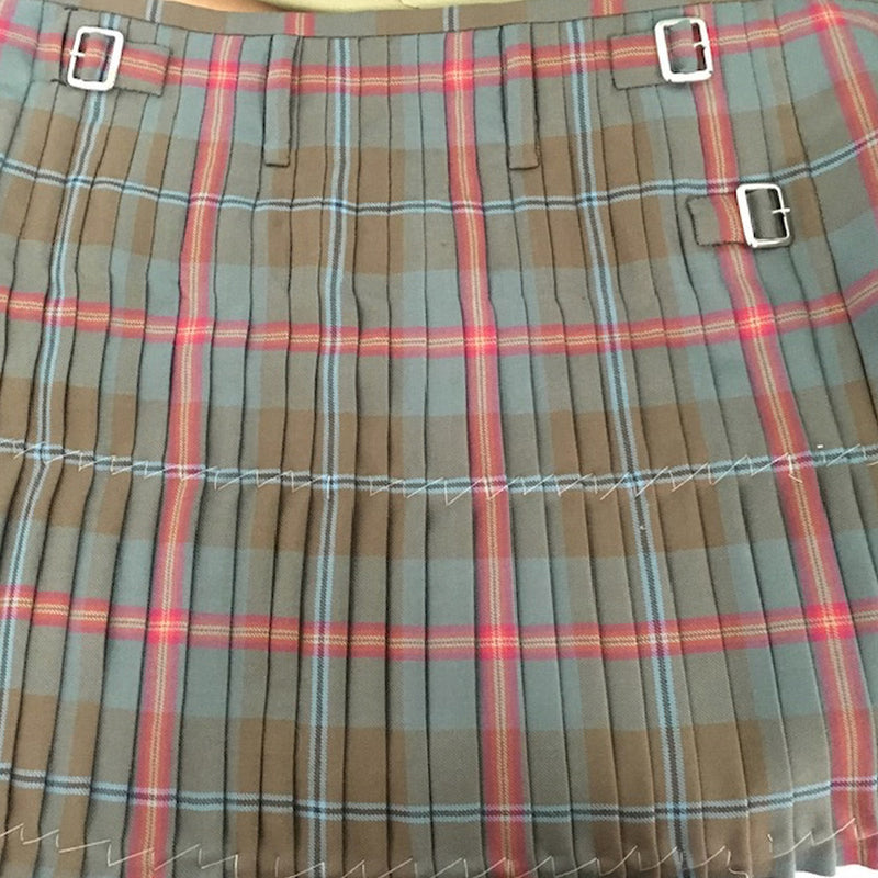 Young Weathered Heavyweight Hand Stitched Kilt