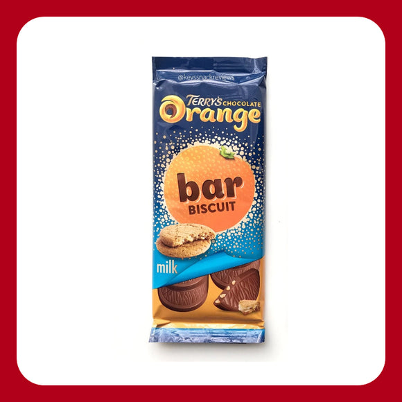 Terry's Chocolate Orange Biscuit Bar
