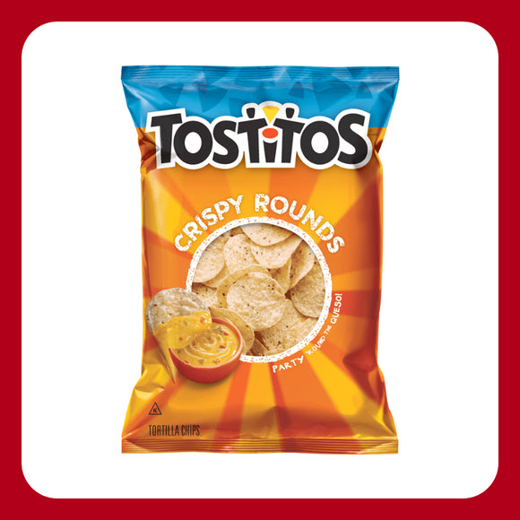 Tostitos Tortilla Chips - Crispy Rounds (USA)