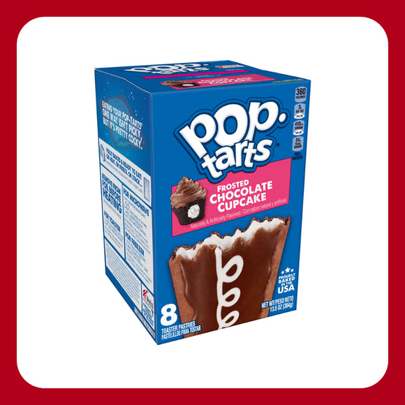 Pop Tarts - Frosted Chocolate Cupcake (USA)