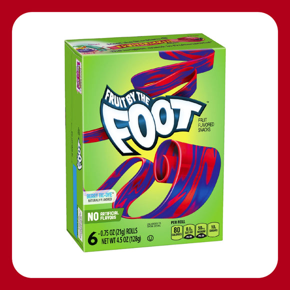 Fruit by the Foot - Berry Thai Dye (USA)