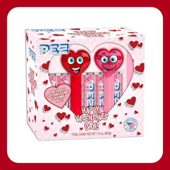 PEZ Valentine's Twin Pack (USA)