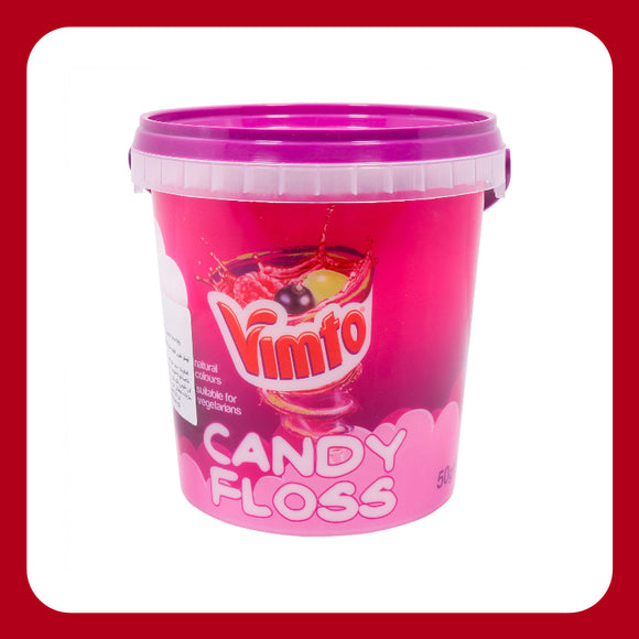 Vimto Candy Floss Bucket