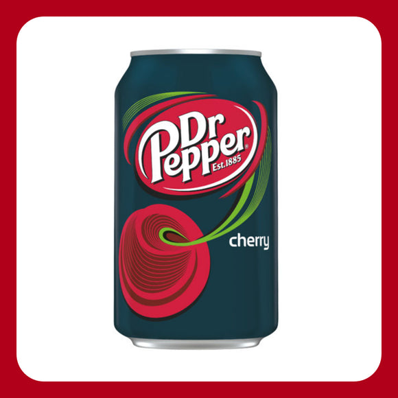 Dr. Pepper Cherry (EU)
