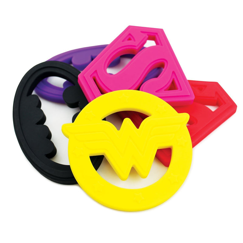 Superhero teether
