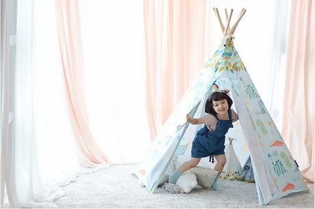 Play Tent w/LED & MAT