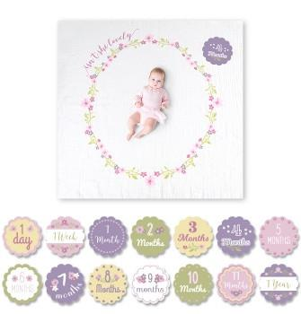 Baby's 1st Year set - Isn't She Lovely