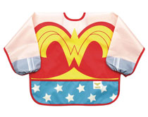 DC Comics Costume Sleeved Bib - Wonder Woman