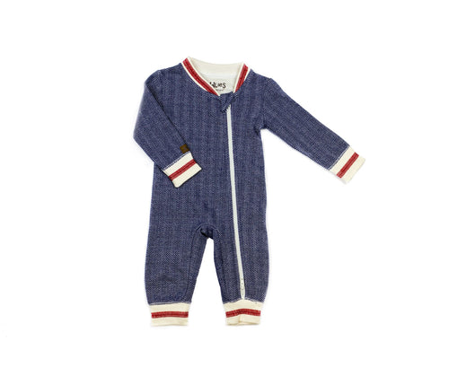 Organic Cottage Playsuit