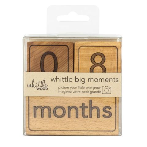 Whittle Big Moments Blocks