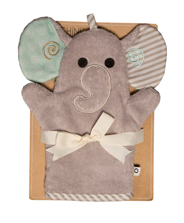 Bath Mitts - Elle the Elephant