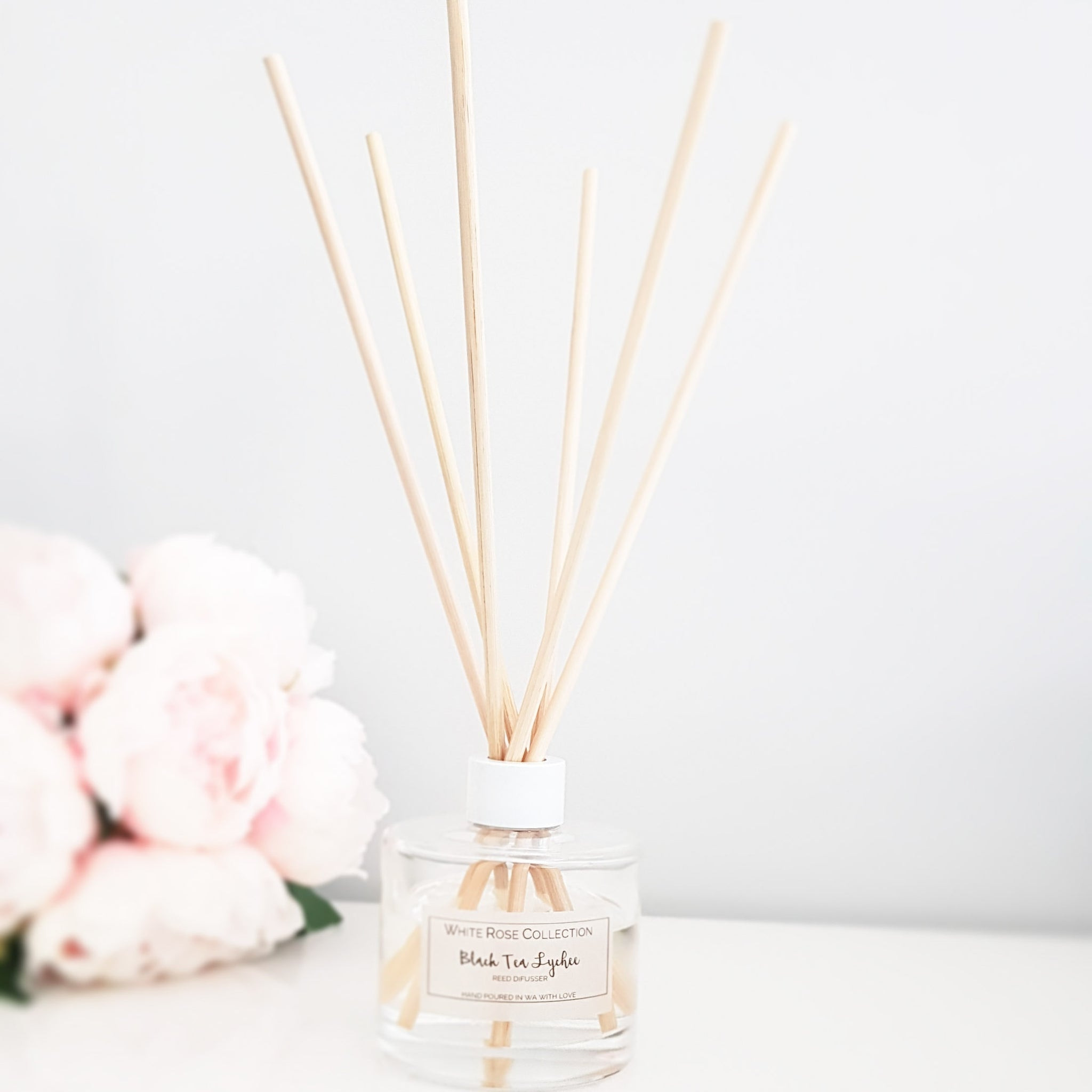 Reed Diffuser - 200ml Round