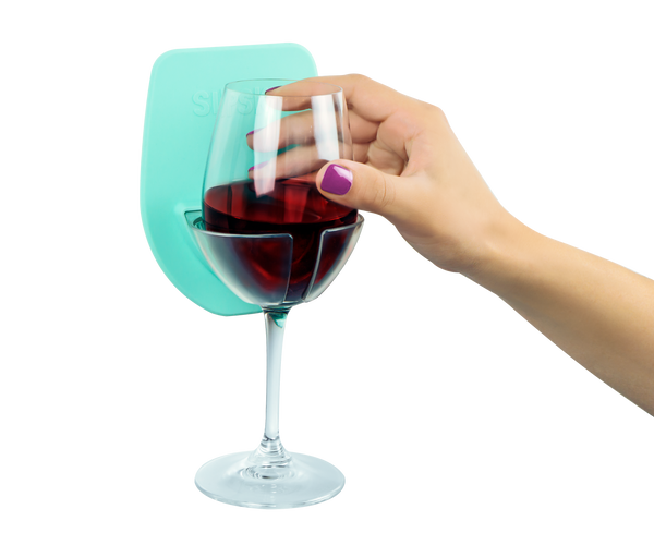 SIPSKI Bath & Shower Wine Holder
