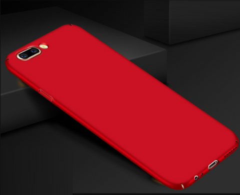 OPPO Slim Matte Hard Pc Protective Case