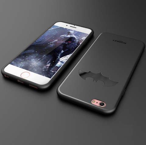 Banskey Batman Silicon Tpu for iPhone