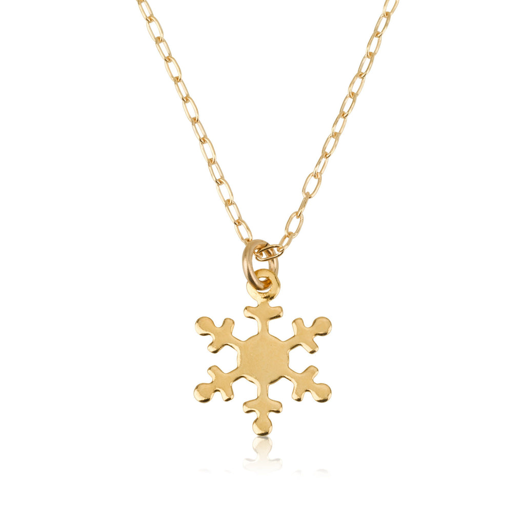 dizzy snowflake product sterling pendant by notonthehighstreet com original necklace silver