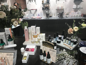 Check out Prosecco and Beauty at Wolf & Badger Coal Drops Yard 23 24 25 March 2019