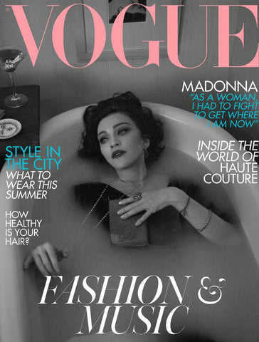 Love Absolute Skincare Featured in Vogue