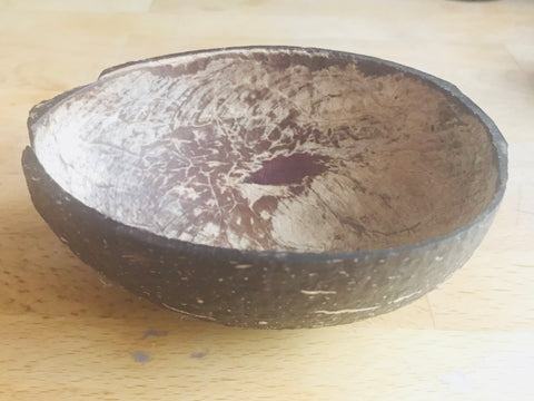 Love Absolute sustainable fallen coconut bowl