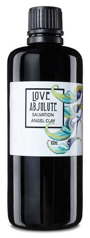 Love Absolute Salvation Angel Clay